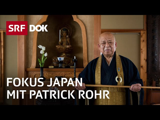 Patrick Rohr im Land der aufgehenden Sonne | Fokus Japan (3/3) | Doku | SRF Dok