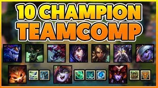 *100% WIN STRATAGY* MY BEST TEAMCOMP YET (TRY THIS) - BunnyFuFuu Full Gameplay