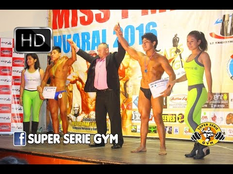CADETE (03-03) MISS & MISTER HUARAL 2016 HD