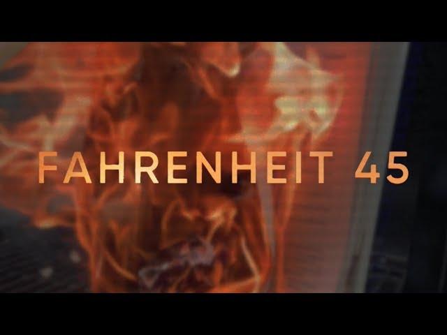 Fahrenheit 45 – Baba Brinkman Music Video