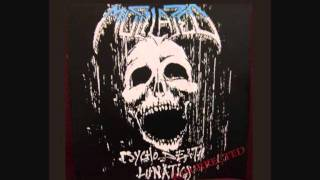 Mutilated - Hysterical Corpse Dislocation