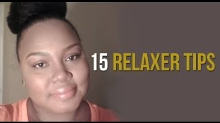 15 Tips You Should Know If You Relax Your Hair | Ms. Rosie