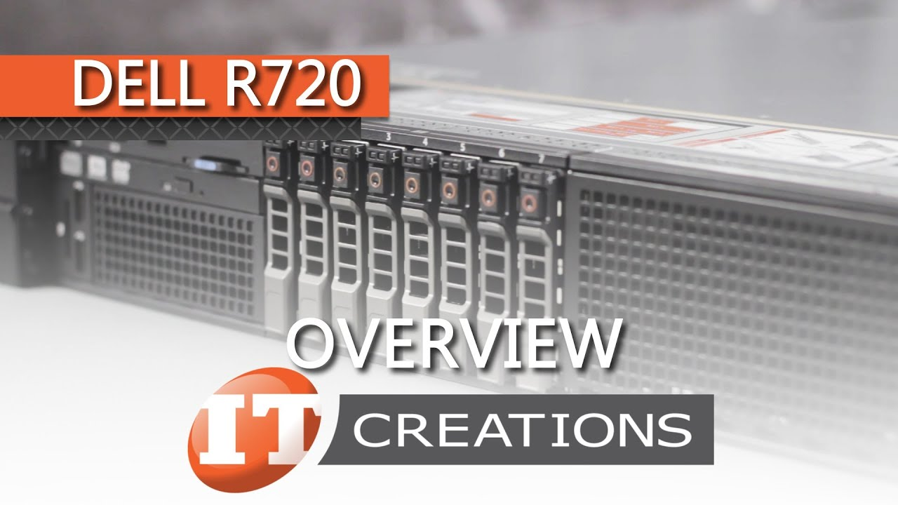 Dell PowerEdge R720 Server | IT Creations
