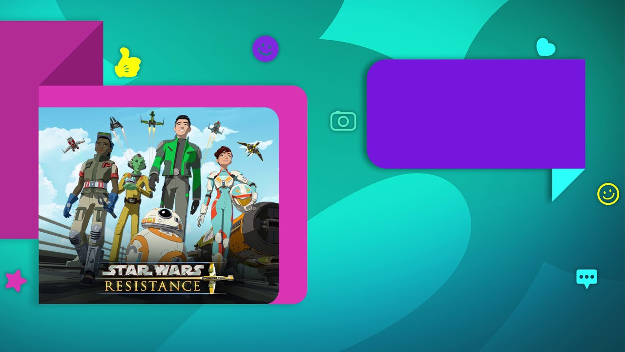 Star Wars Resistance on iTunes | Disney Channel