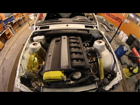 How to turbo BMW m50/m52 engine, S02E01 Introduction