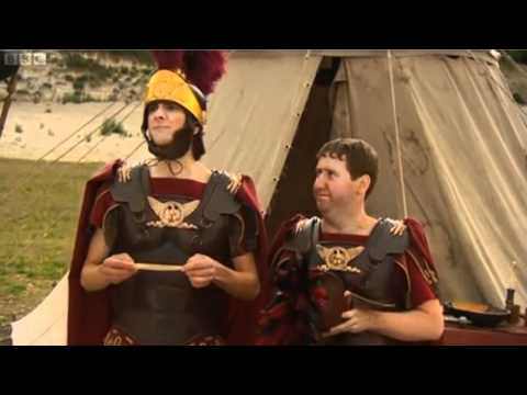 Horrible Histories - Roman Decimation.