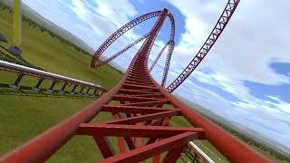 Bobbejaanland 2019 Coaster POV No Limits 2
