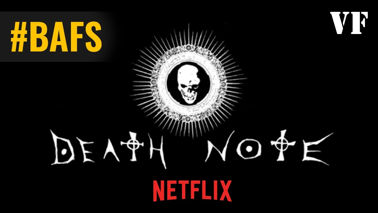 Death Note - NETFLIX – Teaser VF - 2017