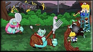 Zombuddies Game (4 boss fights)