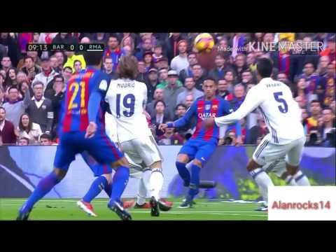 Real madrid vs Barcelona(El Clasico)Highlights December 3,2016