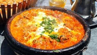"""""""300 калорий"""": курица с овощами """"Марракеш"""" (марокканский рецепт). Готовит Уриэль Штерн"""