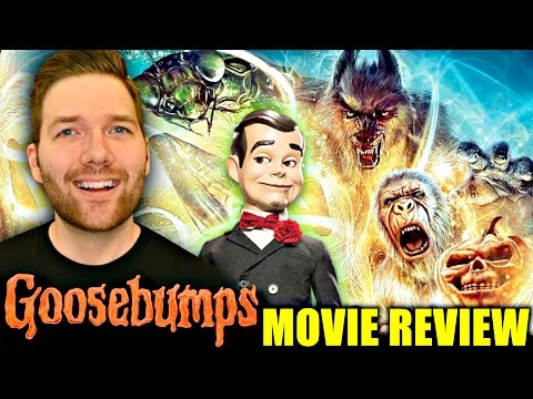 Goosebumps - Movie Review Mp3