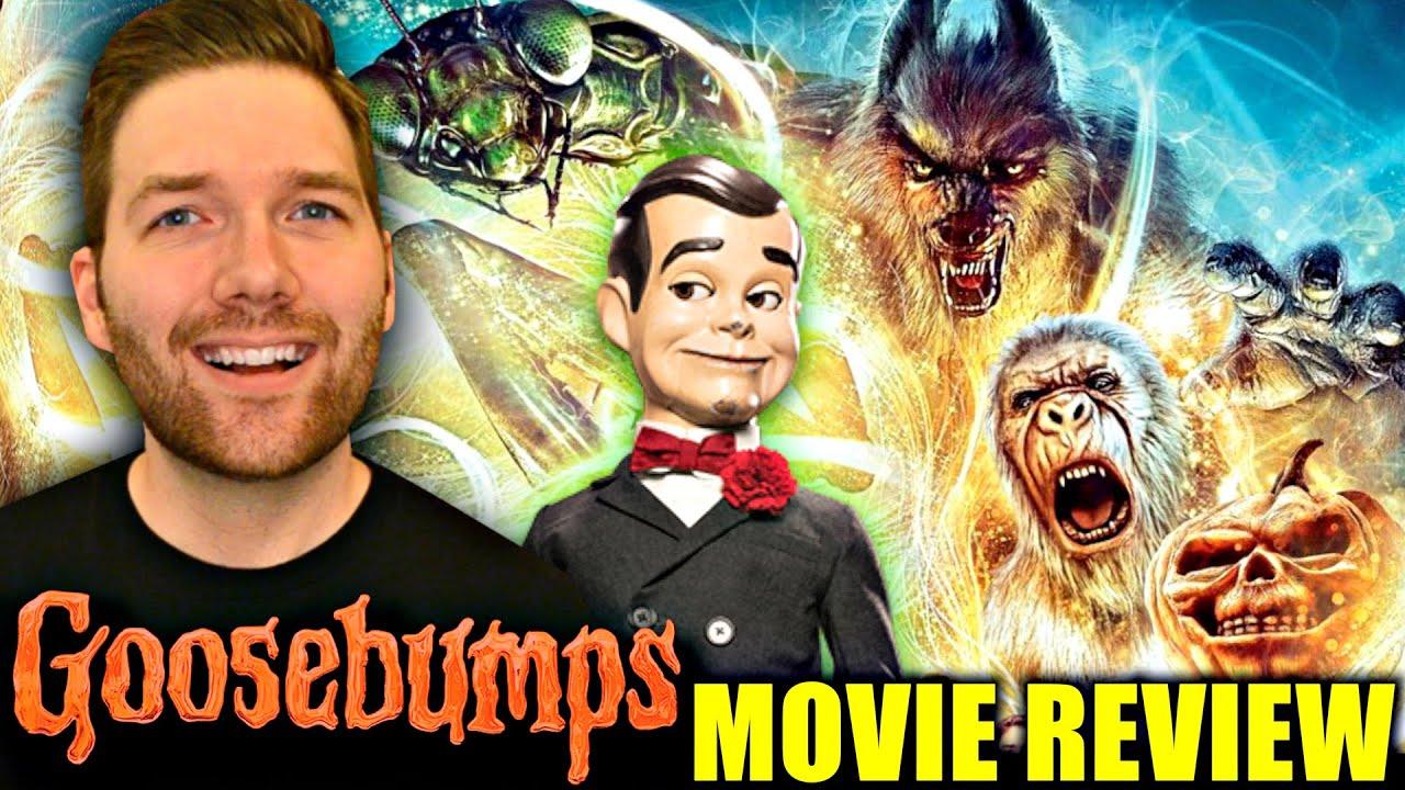 Goosebumps  Movie Review Doovi