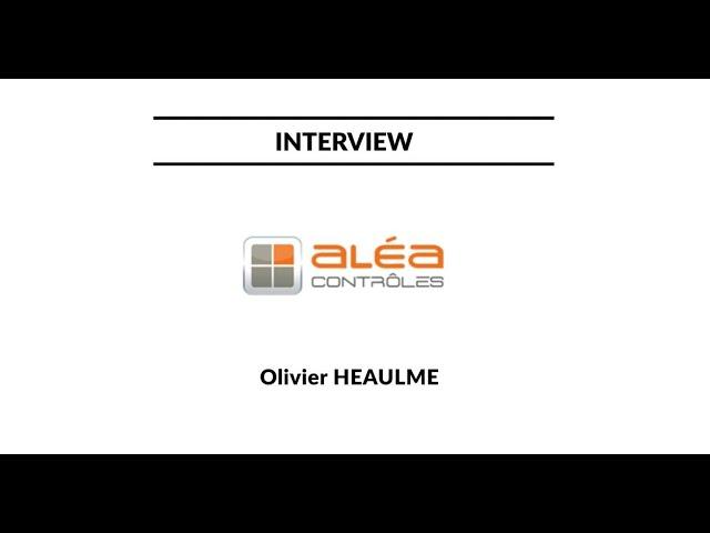 Interview Aléa Contrôles - SPA 2021
