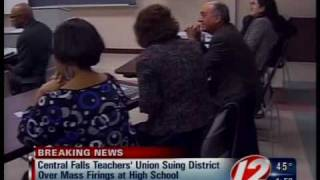 CF teachers union suing school district