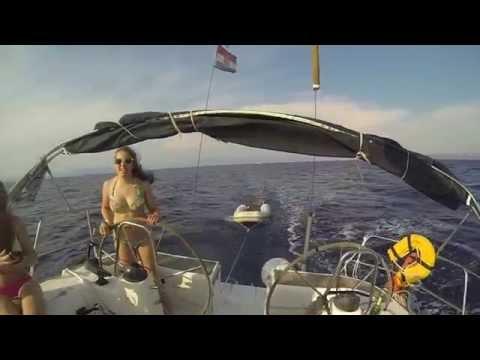 Summer Sail Week 2015 and further travels around the Mediterranean