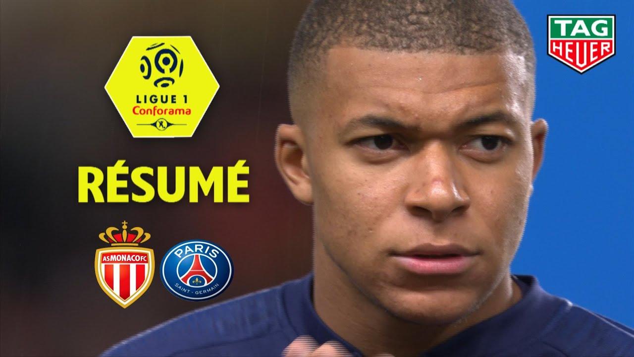 As Monaco Paris Saint Germain 0 4 Résumé Asm