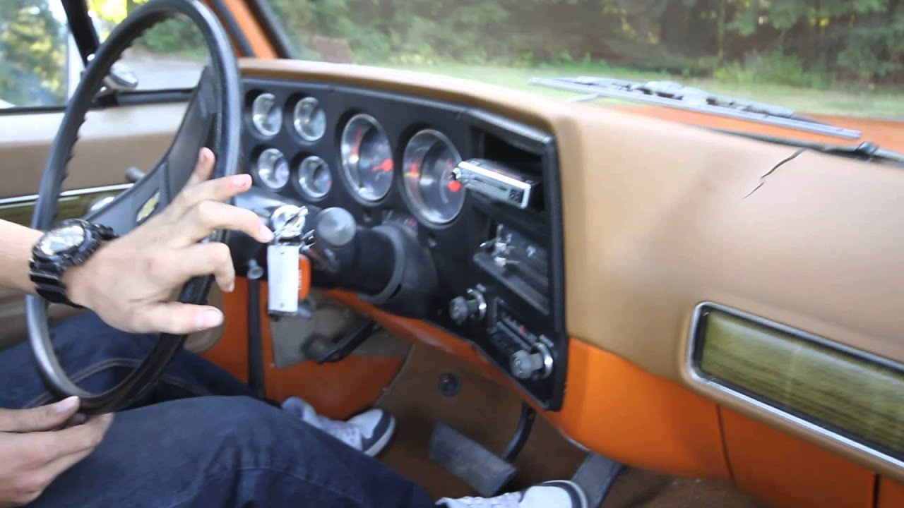 1973 Chevrolet C10 Custom Deluxe Pickup Truck For Sale or ...