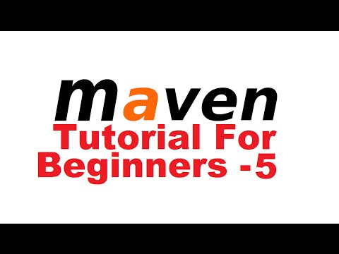 maven-tutorial-for-beginners-5---how-to-create-a-jar-file-with-maven