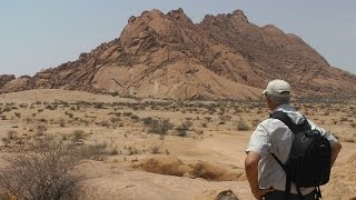 Namibia - Ein Reisebericht - Tag 07 - Spitzkoppe und Brandberg