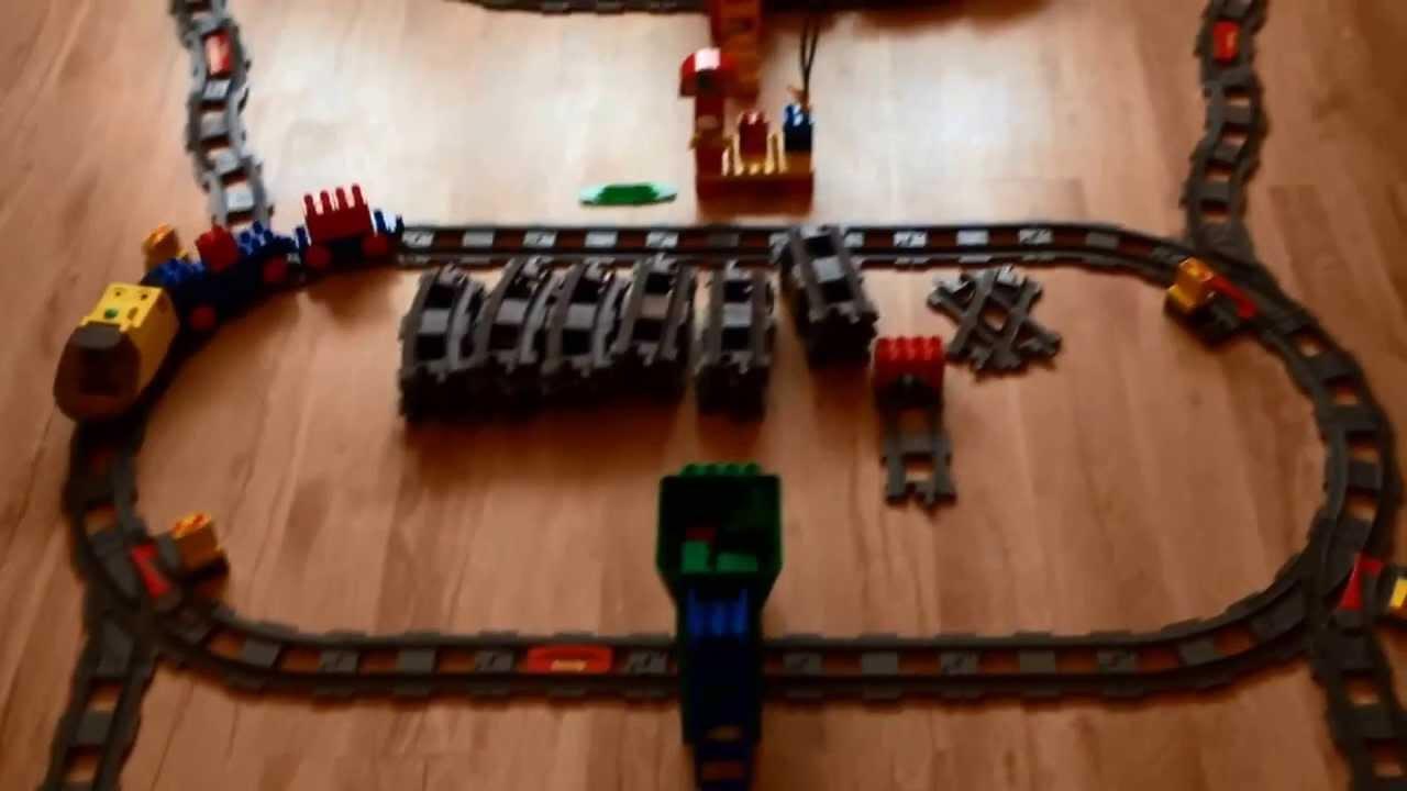 Kolejka Inteligenta Lego Duplo Aukcja Allegro Youtube