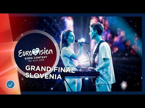 Slovenia - LIVE - Zala Kralj & Gašper Šantl - Sebi - Grand Final - Eurovision 2019