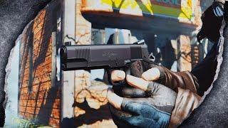 Fallout 4: M1911A1 ~MOD SHOWCASE~ /W Killerkev