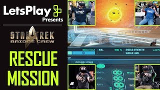 Star Trek: Bridge Crew: Rescue Mission With Achievement Hunter | Let's Play Presents | Ubisoft