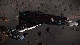 Elite Dangerous Horizons Grinding Empire Ranks in my Imperial Cutter P1