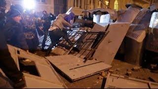 Попытка штурма Администрации Президента Украины