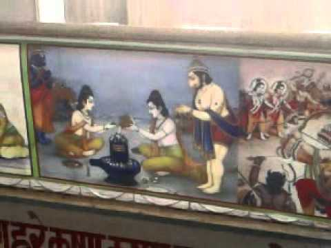 Temple Of Pagal Baba In Mathura.mp4