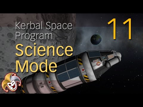 Kerbal Science Mode ~ 11 Space Plane Issues