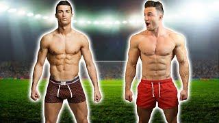 So heftig trainiert Cristiano Ronaldo | Meine Reaktion auf seinen Trainingsplan