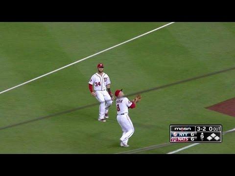 NYY@WSH: Espinosa makes great...