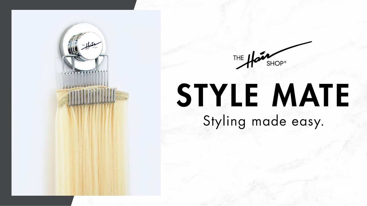 The hair shop styling extensions with a style mate youtube the hair shop styling extensions with a style mate pmusecretfo Gallery