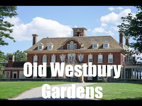 Old Westbury Gardens in New York