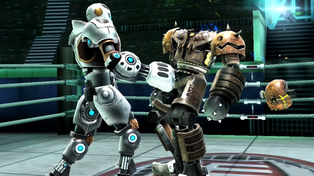 REAL STEEL WRB Psytron VS Hollowjack & Blacktop & Tackle & Blockbuster