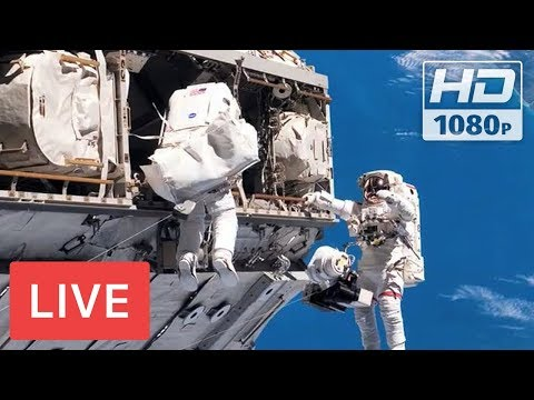 WATCH LIVE: Spacewalk outside the International Space Station # EVA @05:30am EST