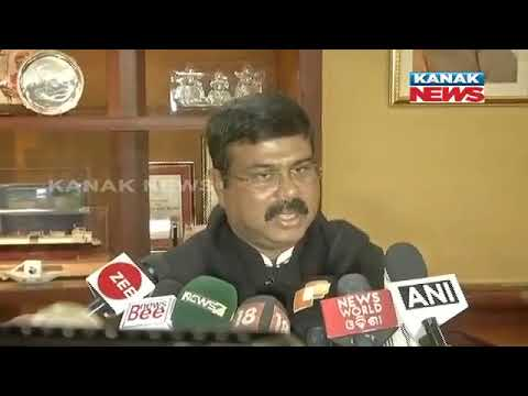 BJD Stage Protest Over MSP Hike In Delhi: Reaction Of Union Minister Dharmendra Pradhan