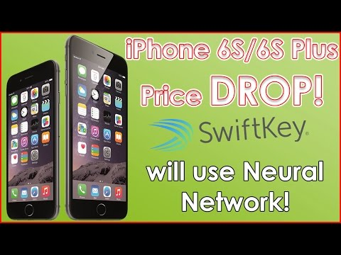 iPhone 6/6s Huge Price CUT! SwiftKey Keyboard Neural Network, T-Mobile hacked! #DTB 18