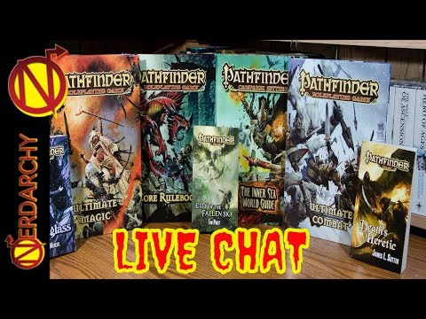 Talking D&D with Black Dragon Gaming- Nerdarchy Live Chat #200