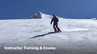 Ski Definition - Skiing for Intermediate's, Advanced, Instructor Training & more