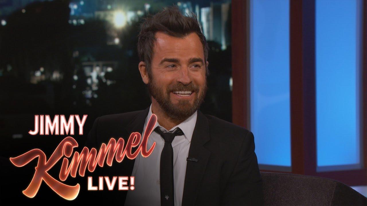 Jimmy Kimmel Teams Up with Jennifer Aniston to Prank Justin Theroux ...