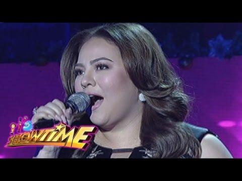 It's Showtime: Karla Estrada sings famous OPM songs