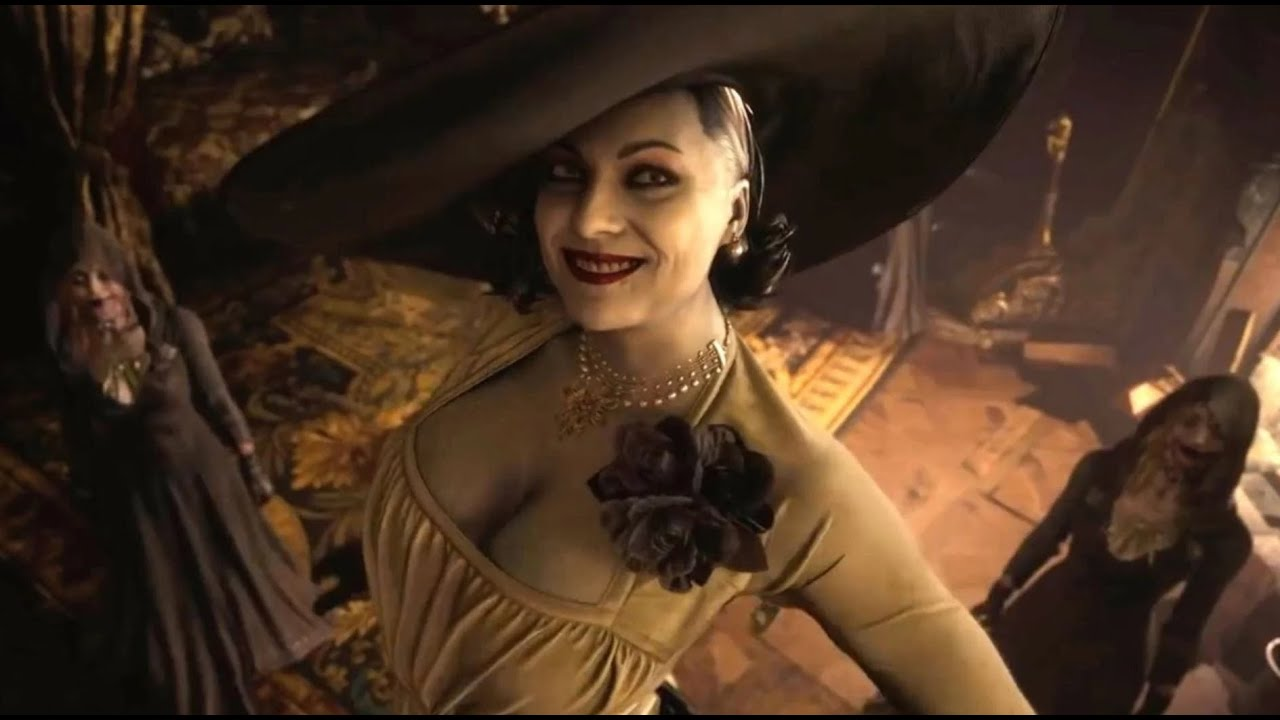 "Resident Evil Village - ""Maiden"" demo"
