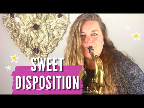 SWEET DISPOSITION (SAXOPHONE COVER) - [The Temper Trap] Marshali Scott