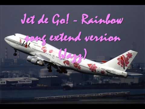 Jet de Go! Rainbow song extend version (Jazz)