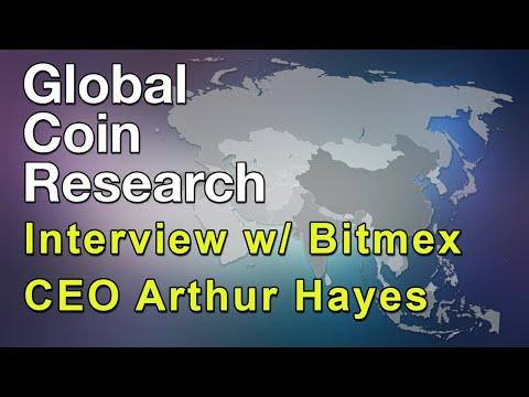 Bitmex CEO Arthur Hayes on His Debate w/ Nouriel Roubini at Asia