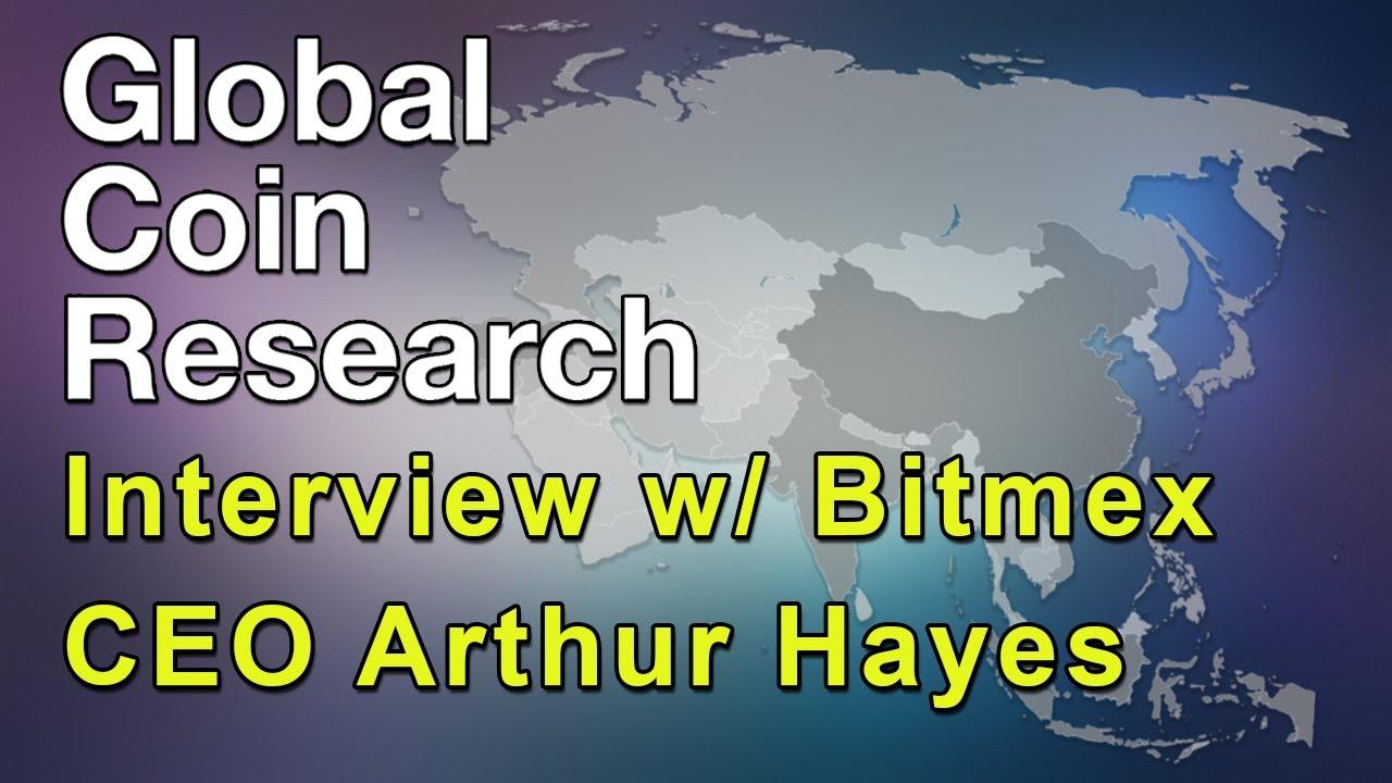 Bitmex CEO Arthur Hayes on His Debate w/ Nouriel Roubini at Asia Blockchain  Summit