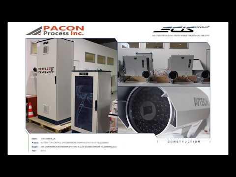 PACON PROCESS INC-ECIS GROUP , Realizations